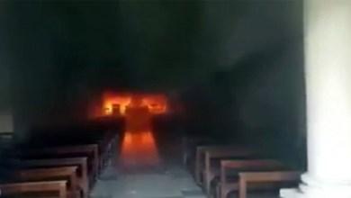 Photo of Comenzaron los peritajes por el incendio de la catedral de San Nicolás