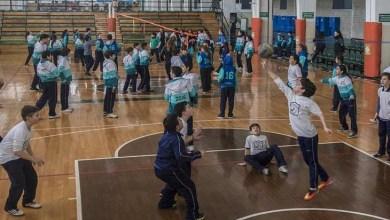 Photo of Miles de chicos cumplieron el sueño de ser deportistas por un día