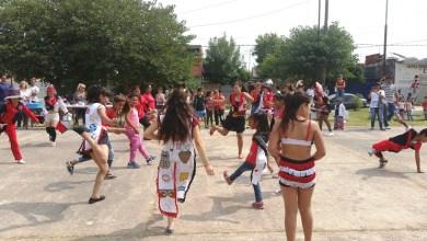 """Photo of Una multitud de chicos participaron en la jornada comunitaria """"Promoviendo Derechos"""""""