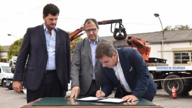 Photo of Ritondo firmó un convenio para compactar más de 80 mil autos