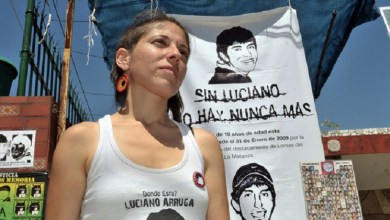 """Photo of Entrevista: Vanesa Orieta: No hay """"Nunca más"""" si hay represión y gatillo fácil"""