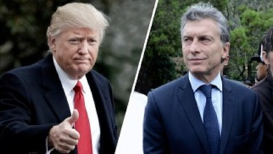 Photo of Macri se reúne con Trump