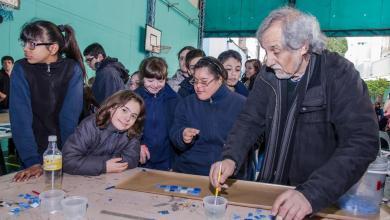 Photo of El arte y la educación unidos por una inclusión verdadera