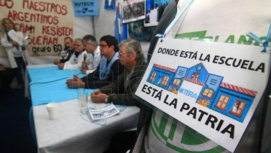 Photo of La Escuela Itinerante de la Ctera en Corrientes