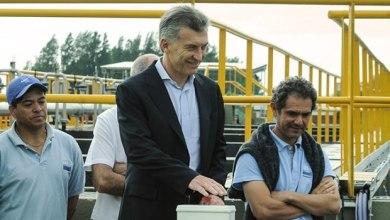 Photo of En el Día Mundial del Medio Ambiente,el Presidente Macri superviso un saneamiento