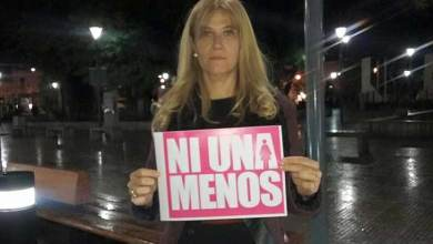 Photo of Columna matancera: Verónica Magario en la marcha #NiUnaMenos #VivasNosQueremos