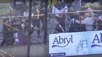 Photo of Gravísimos incidentes entre barras de Almirante Brown