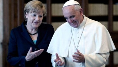 Photo of El Papa Francisco y Merkel destacaron «la importancia del acuerdo de París»