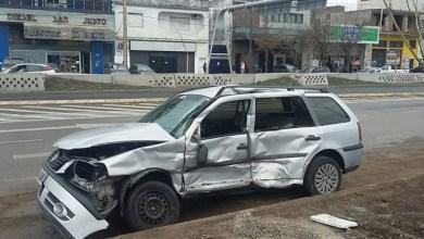 Photo of San Justo: Cuatro heridos al chocar un colectivo con un auto en el Metrobús