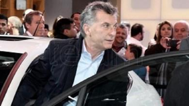 Photo of Macri suspendió su actividad a raíz de la tragedia