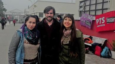 Photo of Invitado por estudiantes, Nicolas del Caño visita Casanova