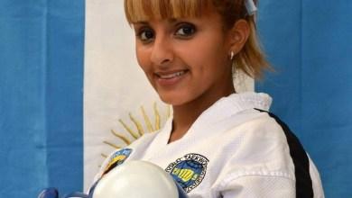 Photo of Evelin necesita ayuda para representar a Argentina en el mundial de Taekwondo