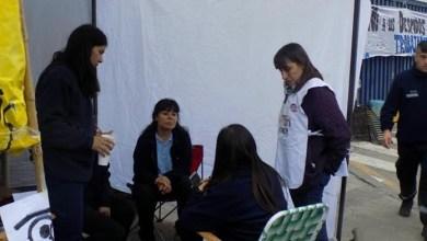 Photo of Romina del Plá y Altamira se hicieron presentes en la toma de PepsiCo