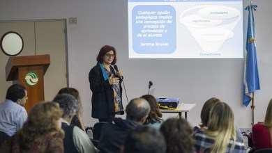 Photo of Curso: La UNLaM comenzó un seminario docente dictado por Grabriella Pulcini