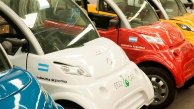 Photo of Villa Luzuriaga: El vehículo eléctrico que quiere salir a recorrer las calles