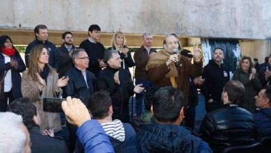 Photo of Los candidatos de Unidad Ciudadana homenajearon a Perón en San Vicente