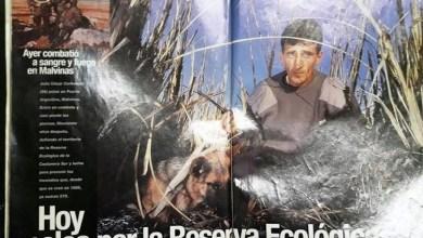 Photo of Carta de Lectores: ¡¡¡Ha fallecido un ex combatiente, Héroe de Malvinas!!!