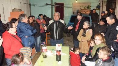 Photo of Ledesma se reunió con  los vecinos del barrio El Torero