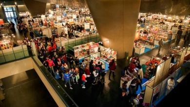 Photo of Gran cantidad de niños y jóvenes visitan la 27ª Feria de Libro Infantil