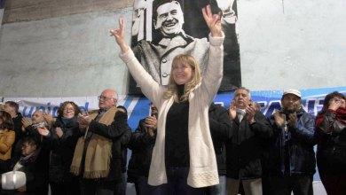 Photo of Fernando Espinoza y Verónica Magario le hablaron a la militancia