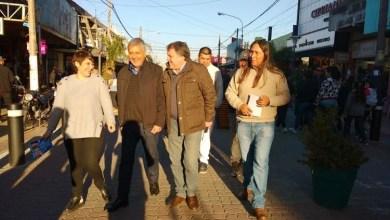 Photo of Los candidatos del MIP – Cumplir recorrieron la peatonal de San Justo