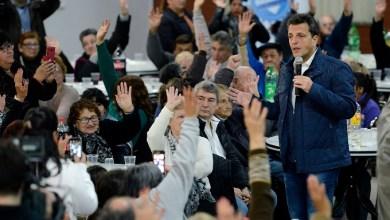 """Photo of Massa en Pilar: """"El Gobierno tiene que terminar con su política económica insensible y para pocos, y ayudar a los jubilados que cada día están peor»"""
