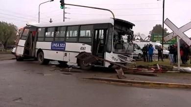 Photo of Merlo: Situación de los heridos en el accidente de Mariano Acosta