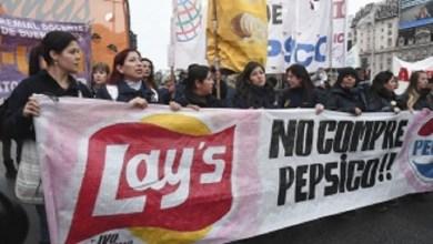 Photo of Trabajadores de PepsiCo despedidos protestan en el Congreso