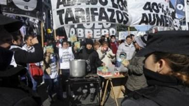 Photo of Movimientos sociales: «endurecerán la lucha» si el Gobierno no cumple