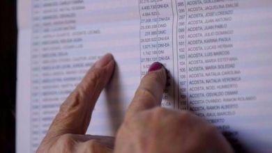 Photo of Ante posible baja concurrencia, el Gobierno insta a la gente a votar
