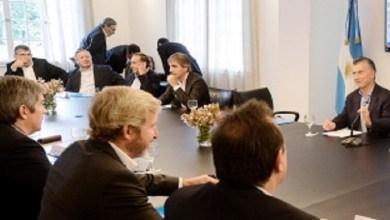 Photo of El presidente Macri mantendrá reuniones con sus ministros
