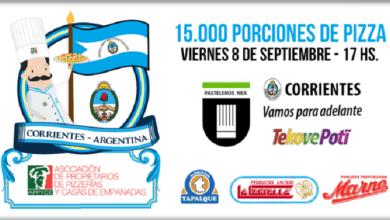 Photo of Evento solidario a beneficio de enfermos oncológicos y con HIV en Corrientes