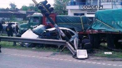 Photo of Accidente en Virrey del Pino