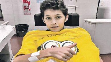 Photo of Lamentable: Falleció Fernandito, el chico de 13 años que esperaba el transplante