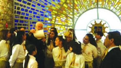 Photo of El coro de niños cantores de La Rioja recibió distinción en Italia