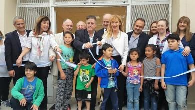 """Photo of Verónica Magario en la inauguración de la Sala de Salud """"El Torero"""""""