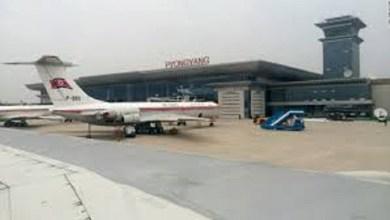 Photo of Air China canceló vuelos a Pyongyan