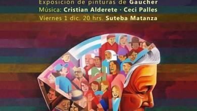 Photo of Juan Manuel Gaucher expondrá en el SUTEBA