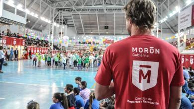 Photo of Tagliaferro: «El deporte da valores, y promueve el trabajo en equipo»