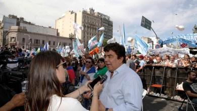 Photo of Espinoza: «Vinimos  a defender a los abuelos»