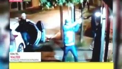 Photo of Insólito: Se salvó de una entradera