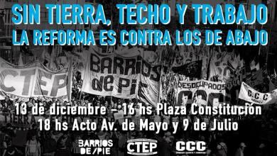 Photo of Nueva jornada nacional de protesta