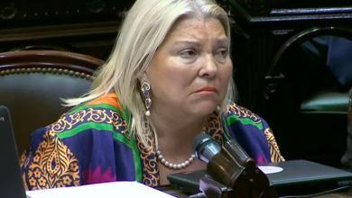 Photo of Elisa Carrió cuestionó a Bullrich por la presencia de gendarmería