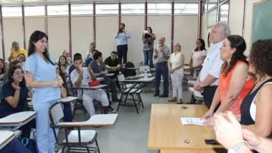 Photo of Se recibió el primer grupo de nuevos médicos de la UNLaM