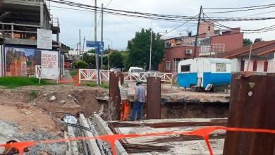 Photo of Pararon las obras sobre el curso del arroyo Maldonado