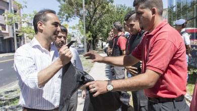 Photo of Los Agentes de Morón ya tienen sus propios chalecos antibala