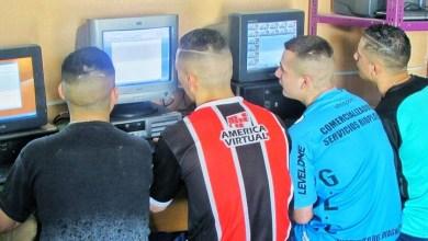 Photo of Alfabetización digital en el penal de Olmos