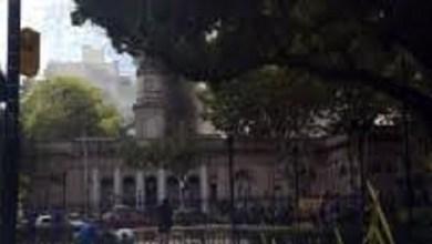 Photo of Incendio en Belgrano