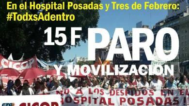 Photo of Hoy pararon los Trabajadores estatales