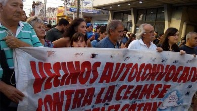 Photo of Nueva movilización para exigir el cierre de la CEAMSE